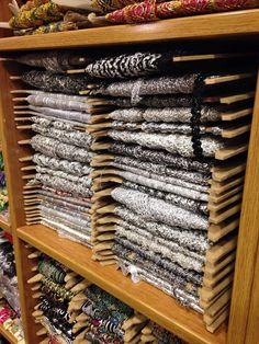 Mercería La Costura Bilbao - Pasamanerías www.mercerialacostura.com