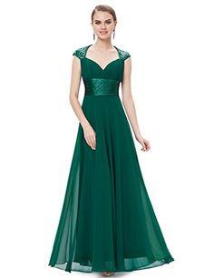 Ever Pretty Womens V Neck Ruched Bust Long Evening Dress ... https   b5568c1ec780