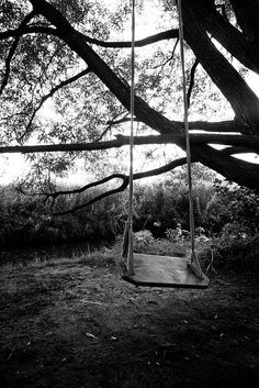 Swinging was always my favorite thing in the world to do... for hours on end... singing to myself when i was a kid.. dreaming.. i love it still to this day <3