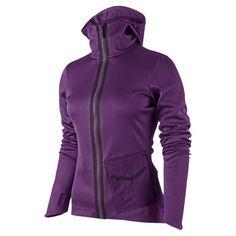 Nike Beautililty Thermal Hoody vest met capuchon voor dames