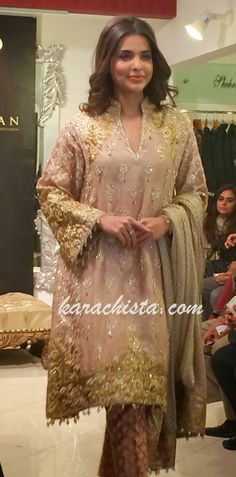 Faraz Manan's Nawabi Collection at Ensemble Karachi