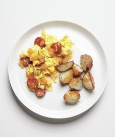 Plan a Spanish-themed brunch with this easy breakfast recipe.