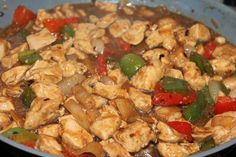 Chicken in LEE KUM KEE Black Bean Garlic Sauce