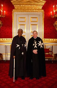 """The Truth: Mandela, """"Brother Mason"""". Mandela was EXPOSED as an MI6 agent by fellow MI6 agent Stephen Dorril in 2000 within his book on MI6. Mandela never sued Dorril so we know beyond a shadow of a doubt that it was true. Mandela was also exposed as being a 33rd degree Free Mason. So game over. Mandela was put into power by President F W de Klerk who was exposed as having been put into power himself by British Intelligence. He was just another in a long line of British / banker backed…"""