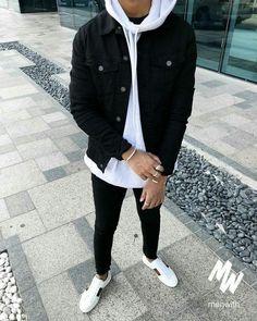 Fashion mens fashion, fashion outfits, urban fashion, men style tips, Cool Outfits For Men, Stylish Mens Outfits, Boy Outfits, Casual Outfits, Fashion Outfits, Fashion Boots, Fashion Fashion, Urban Outfits, Urban Fashion