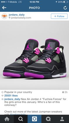 more photos f5873 3bde9 Need these Js Jordan Shoes For Kids, Cheap Jordan Shoes, Jordan 4, Air