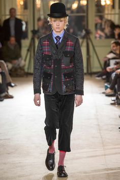 Junya Watanabe Fall 2014 Menswear Collection - Vogue