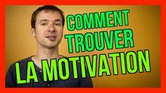 Comment TROUVER la #MOTIVATION : https://www.youtube.com/watch?v=_7BR66I0L_c ;)