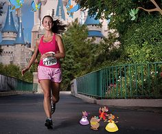 In 2013, I will run the Disney Princess Half-Marathon.