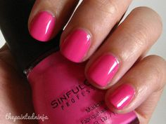 Sinful Colors Sugar N Spice by the painted ninja, via Flickr #thepaintedninja #nailpolish