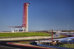 Circuit of The Americas / Miró Rivera Architects Location: Del Valle, TX 78617, United States