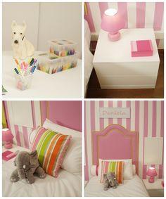 Pink stripes!