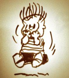 Linus I draw