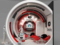 ElproSys - exhibition design on Behance