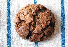 Oatmeal chocolate cookies - Galletas de avena y chocolate