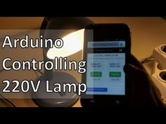 Arduino - Control 220V Lamps from Anywhere in the World | Random Nerd Tutorials