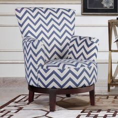 Found it at Wayfair - Victoria Swivel Arm Chair