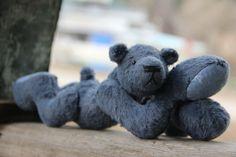Teddy Bear Motia by SvetlanaGoncharova on Etsy