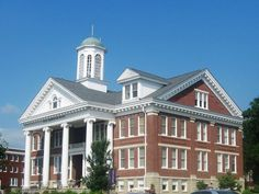 Asbury University, Wilmore, KY,  where I currently attend graduate school <3