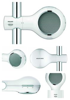 Sing in the shower? Immerse yourself with the Aquatunes waterproof Bluetooth speaker GROHE and Philips Sound now unveiled the Aquatunes waterproof Bluetooth speaker, bringing a high-quality, immersive musical experience to your shower or bathroom. Just pair the speaker with your smartphone or tablet and enjoy your favourite music, radio station or any other source of audio. Aquatunes has been designed from the ground up to be a great-sounding, good-looking addition to your bathroom. #grohe