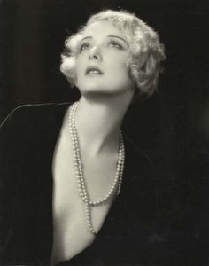 1920s, Mary Nolan...think this look but with a cami underneath the blazer, obviously! :))