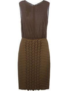 JAY AHR origami panel dress. #jayahr #cloth #dress
