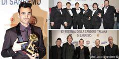 """Sanremo 2013 foto AGRPRESS - Luca Stardero  """"sanremo-vincitori"""""""