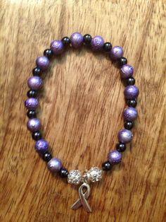 Domestic Violence Survivor Stretch Bracelet