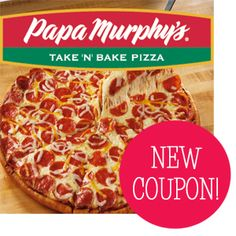 Save $3.00 on Pizza at Papa Murphy's!