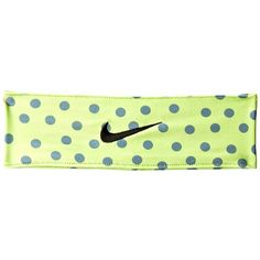 Nike Fury Headband ($15) ❤ liked on Polyvore featuring accessories, hair accessories, head wrap headband, nike hairband, moisture wicking headband, hair bands accessories and hair band headband