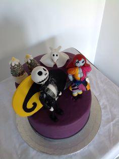 Nightmare Before Christmas Birthday cake 2013