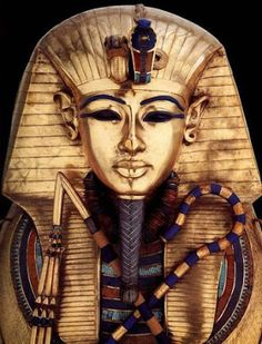 """Tutankhamun or """"King Tut"""" is probably the most well-known Egyptian pharaoh"""