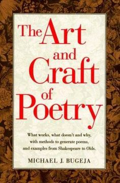 Cover image for The art and craft of poetry