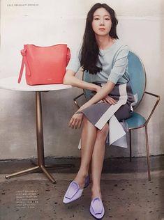 Gong Hyo Jin x VINCIS Gong Hyo Jin, Korean Actresses, Casual Outfits, Casual Clothes, Ulzzang, Kdrama, Korean Fashion, Kpop, Fan