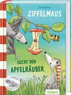 Cover Zipfelmaus sucht den Apfelräuber