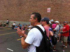 They're aren't enough photos of proud, cheering parents. #SpokaneHoopfest