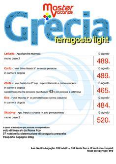 FERRAGOSTO LIGHT ...GRECIA!