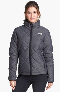 The North Face 'Jamee' Insulated Jacket available at #Nordstrom
