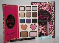 The world of makeup: VELKÉ NÁKUPY KOSMETIKY TOO FACED