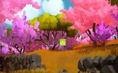 Image result for the witness art style