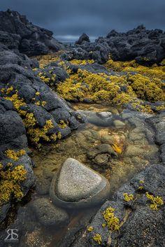 Coast of Iceland by Robert Scott on Robert Scott, Iceland, Coast, River, Landscape, Amazing Nature, Photography, Outdoor, Ice Land