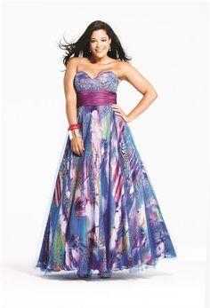 Faviana 9282 at Prom Dress Shop