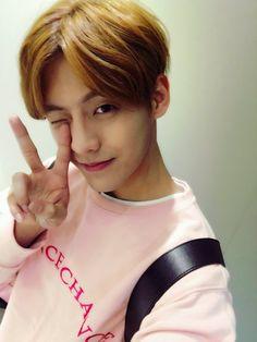 BTOB Minhyuk ~ in the past, present and future, I love you forever (예지앞사) Btob Lee Minhyuk, Lee Changsub, Yook Sungjae, Rapper, Music Composers, Korean Music, Handsome Boys, K Idols, Korean Actors