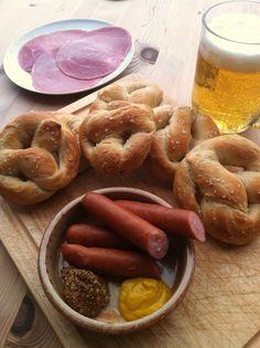 german food for oktober fest | German Food and Beer | The Good Stuff