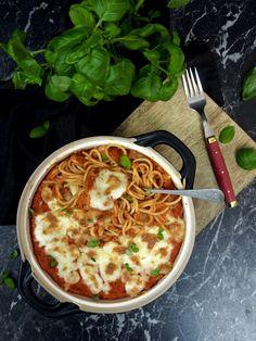 Spagettivuoka (munaton, kasvis)