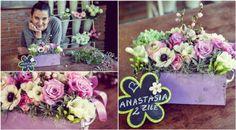Aranjamente florale timisoara Ranunculus, Floral Wreath, Pastel, Wreaths, Home Decor, Cake, Decoration Home, Room Decor, Bouquet