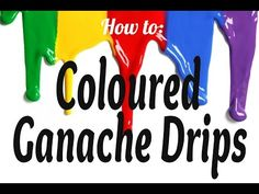 How To: Coloured Ganache Drip – Cake Warehouse Blog