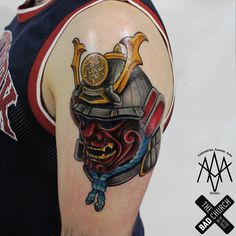 #samurai #antoniettaarnonearts #neotrad #neotradeu #neotraditional #neotradtattoo #neotraditionaltattoo #romatattoo #tattooroma #italiatattoo #tattooitalia #coloredtattoo #japan #japanese #japantattoo #samuraitattoo #warriortattoo #warrior #helm #helmet #tattooist #tattooer #tattooartist #tattoo #tattoos #japanesetattoo Japan Tattoo, Tattoo Samurai, Tattoo Roma, Neo Trad Tattoo, Red Tattoos, Neo Traditional Tattoo, Inked Girls, Tattoo Artists, Helmet