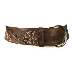 ARTA Chocolate Belt by Old Gringo