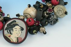 Polymer clay, Janet Farris